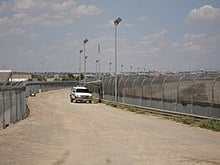 Lawsuits Begin, As Landowners Take 'The Wall' To Court