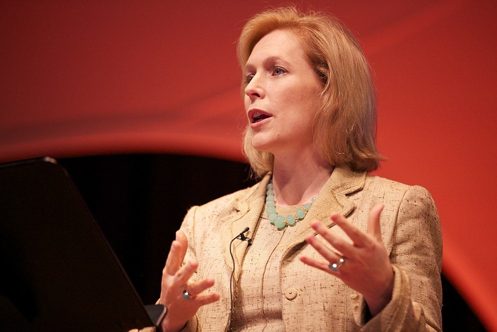 Gillibrand: 'Immigration Is Not A Security Issue'