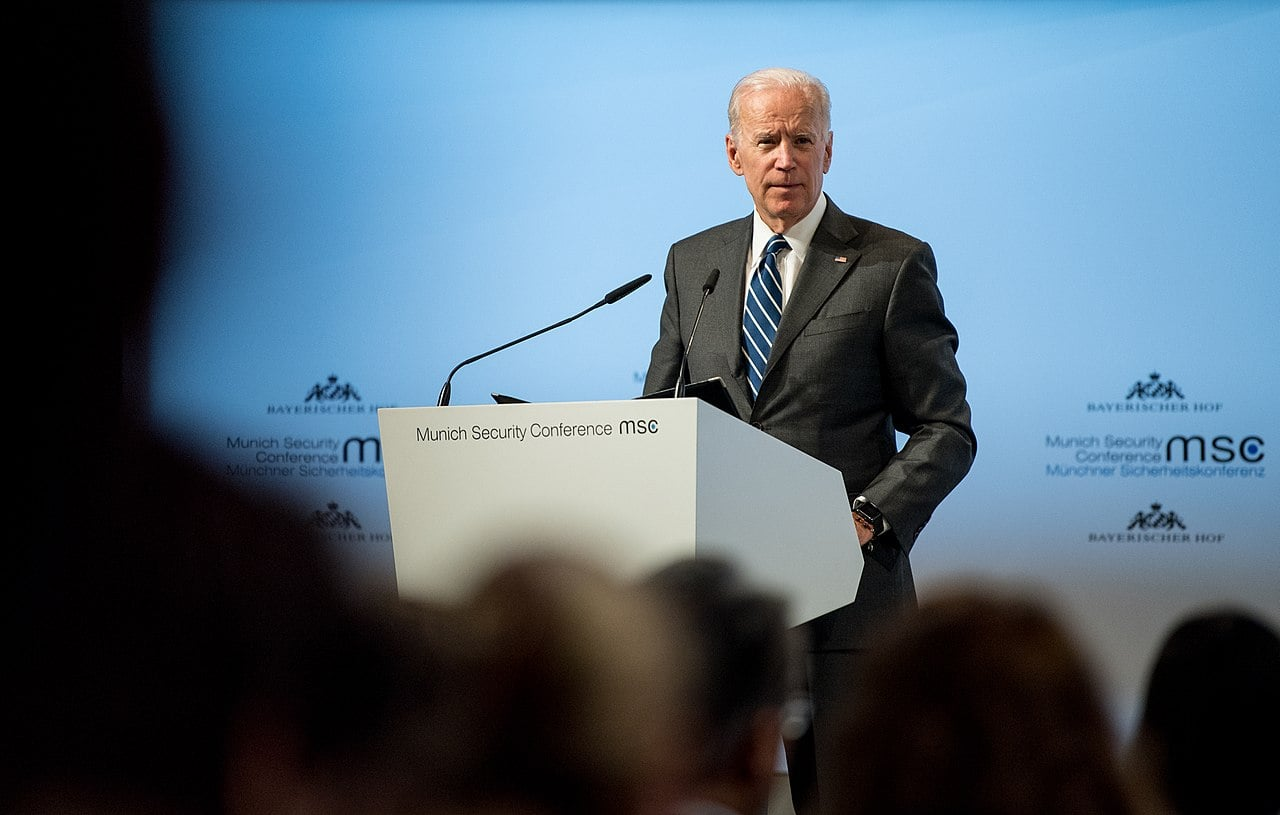 Biden Begins To Meet Challenges on Road to White House