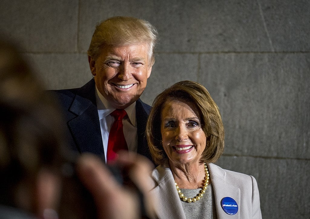 Trump, Pelosi Finally Agree: Both Say 'No' to Socialism