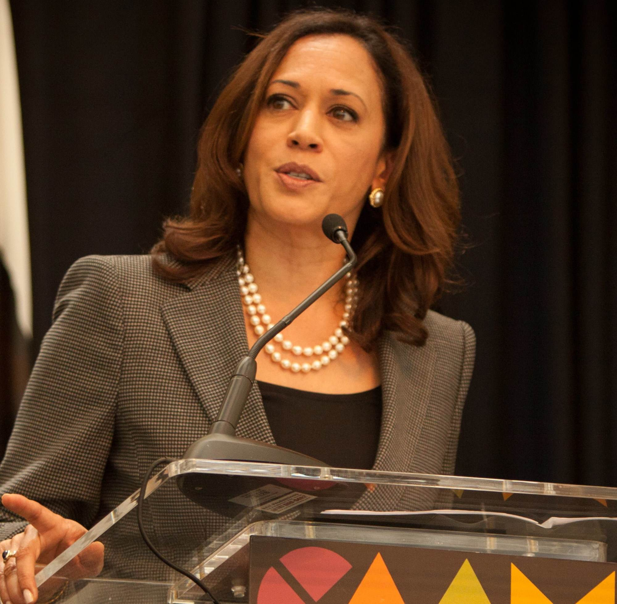 Harris: Young Black Men Jailed for Selling Pot Should Be 'First in Line For Legal Weed Jobs'