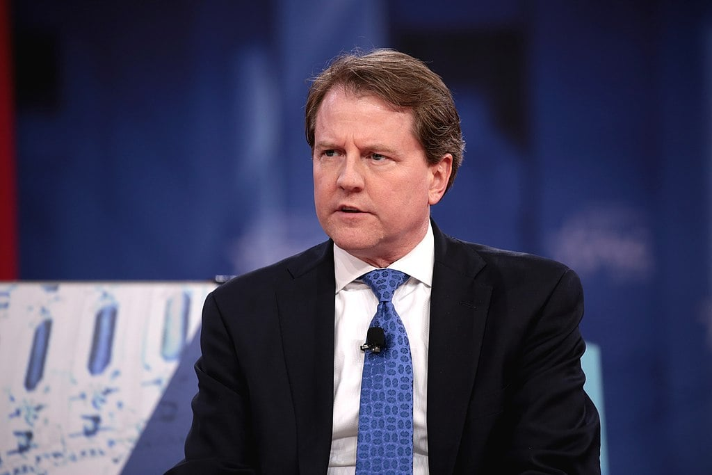 McGahn's Defiance Could Be Impeachment Trigger