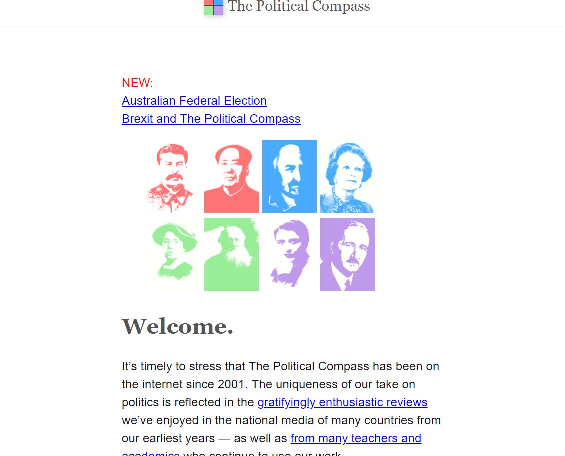 Do Political Quizzes Define You?