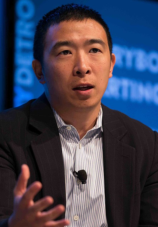 Just How Far Can Yang, His 'Gang,' and His Quirky Campaign Carry Him?