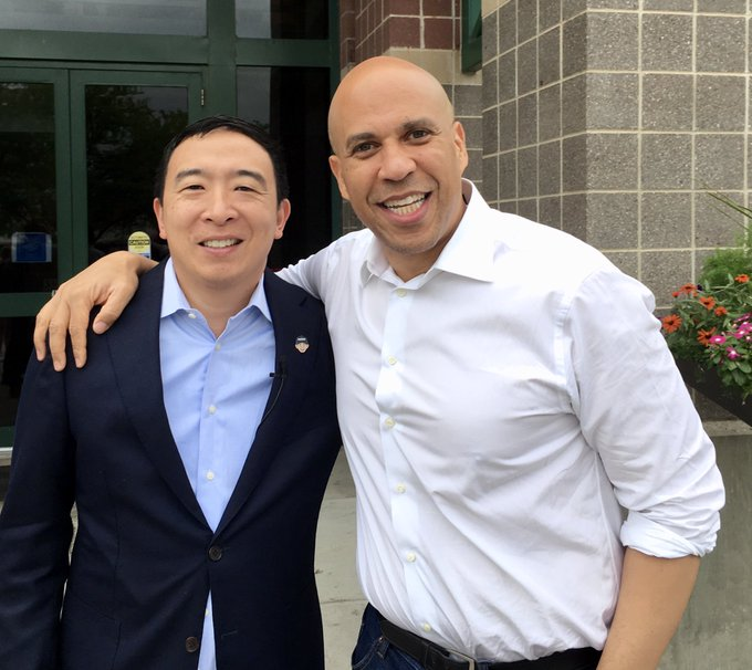 Yang and Booker's Friendship: Maybe There's Hope for the Rest of Us, Too