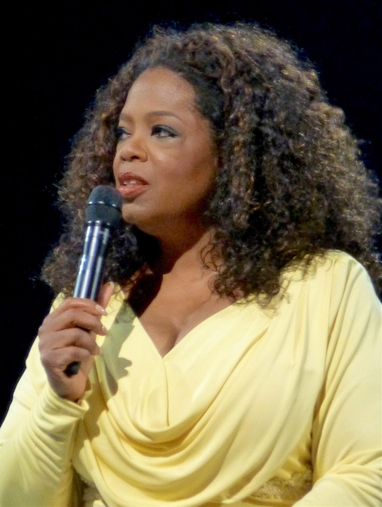 If Yang Meets Oprah, What Then?
