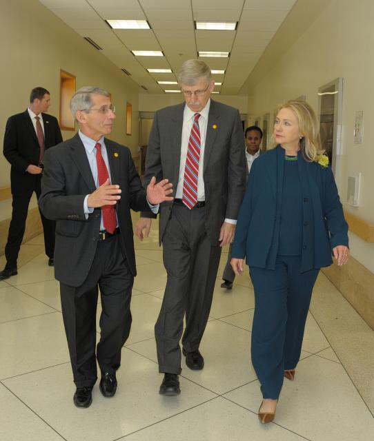 If Dr. Fauci Is Part of the 'Deep State,' Thank Goodness for the Deep State