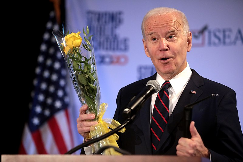 State Dem Chair: We Need to See More from Joe Biden