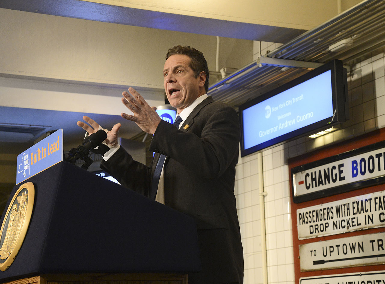 Gov. Cuomo: 'New York Is Not an Anomaly' for Coronavirus Infections