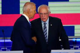 Bernie Sanders Officially Endorses Joe Biden for President