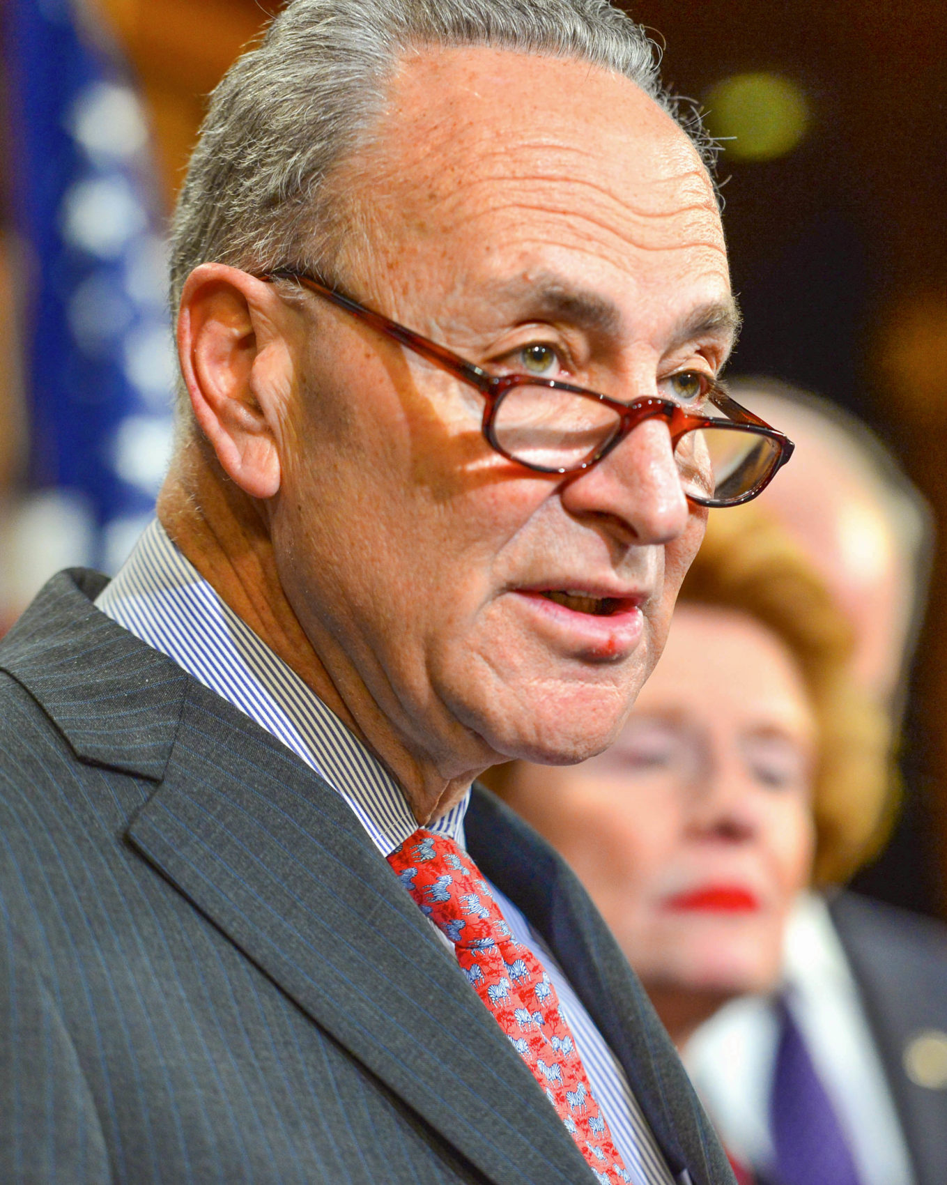 Chuck Schumer: A Democratic Senate Will Make Health Care Affordable and Combat Climate Change